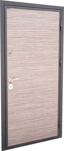 двери металлические белые в наличии