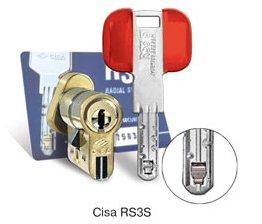 Цилиндры CISA RS3 S